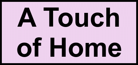 Logo of A Touch of Home, Assisted Living, Tomah, WI