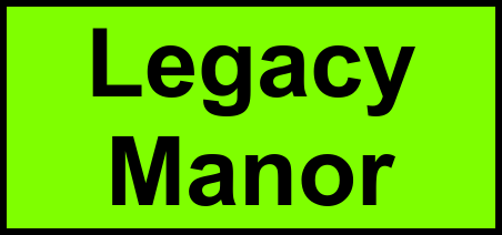 Logo of Legacy Manor, Assisted Living, Peoria, AZ