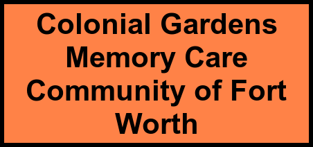 Logo of Colonial Gardens Memory Care Community of Fort Worth, Assisted Living, Memory Care, Fort Worth, TX
