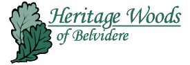 Logo of Heritage Woods of Belvidere, Assisted Living, Belvidere, IL