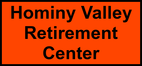 Logo of Hominy Valley Retirement Center, Assisted Living, Candler, NC