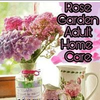 Logo of Rose Garden Adult Home Care, Assisted Living, Yuma, AZ
