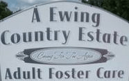 Logo of A Ewing Country Estates, Assisted Living, Dewitt, MI