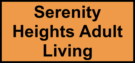 Logo of Serenity Heights Adult Living, Assisted Living, Tucson, AZ
