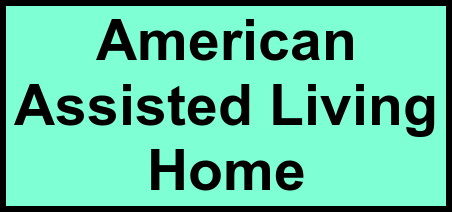 Logo of American Assisted Living Home, Assisted Living, Peoria, AZ