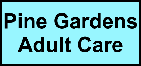 Logo of Pine Gardens Adult Care, Assisted Living, Oxford, NC