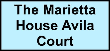 Logo of The Marietta House Avila Court, Assisted Living, Anchorage, AK