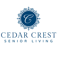 Logo of Cedar Crest Senior Living, Assisted Living, Irving, TX