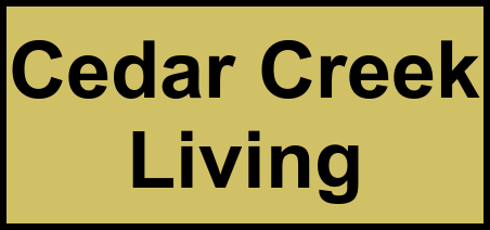 Logo of Cedar Creek Living, Assisted Living, Forest City, NC