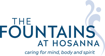 Logo of The Fountains at Hosanna, Assisted Living, Memory Care, Lakeville, MN