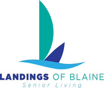 Logo of Landings of Blaine, Assisted Living, Memory Care, Blaine, MN