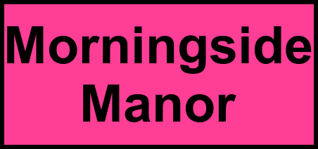 Logo of Morningside Manor, Assisted Living, Fishkill, NY
