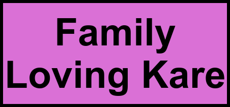 Logo of Family Loving Kare, Assisted Living, Sahuarita, AZ