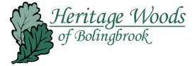 Logo of Heritage Woods of Bolingbrook, Assisted Living, Bolingbrook, IL
