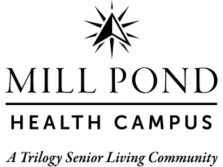 Logo of Mill Pond Health Campus, Assisted Living, Greencastle, IN