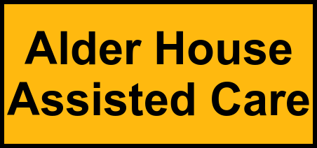 Logo of Alder House Assisted Care, Assisted Living, South Bend, WA