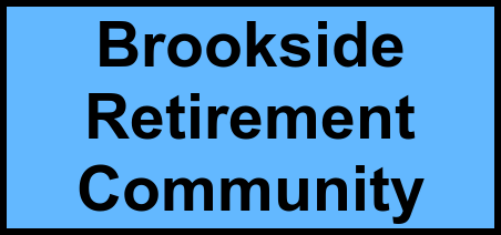 Logo of Brookside Retirement Community, Assisted Living, Overbrook, KS
