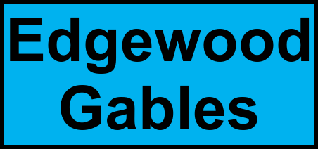 Logo of Edgewood Gables, Assisted Living, Cokato, MN