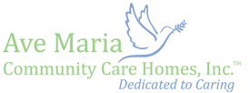 Logo of Ave Maria Community Care Homes, Assisted Living, Richford, VT