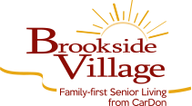 Logo of Brookside Village, Assisted Living, Jasper, IN