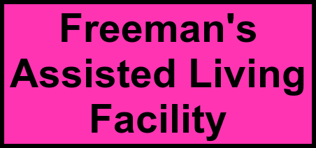 Logo of Freeman's Assisted Living Facility, Assisted Living, Houston, TX
