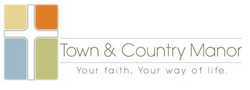 Logo of Town & Country Manor, Assisted Living, Nursing Home, Independent Living, CCRC, Santa Ana, CA
