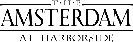 Logo of The Amsterdam at Harborside, Assisted Living, Nursing Home, Independent Living, CCRC, Port Washington, NY