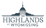 Logo of The Highlands at Wyomissing, Assisted Living, Nursing Home, Independent Living, CCRC, Wyomissing, PA