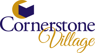 Logo of Cornerstone Village, Assisted Living, Nursing Home, Independent Living, CCRC, Johnson City, TN