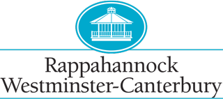 Logo of Rappahannock Westminster Canterbury, Assisted Living, Nursing Home, Independent Living, CCRC, Irvington, VA