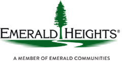 Logo of Emerald Heights, Assisted Living, Nursing Home, Independent Living, CCRC, Redmond, WA