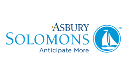 Logo of Asbury Solomons, Assisted Living, Nursing Home, Independent Living, CCRC, Solomons, MD