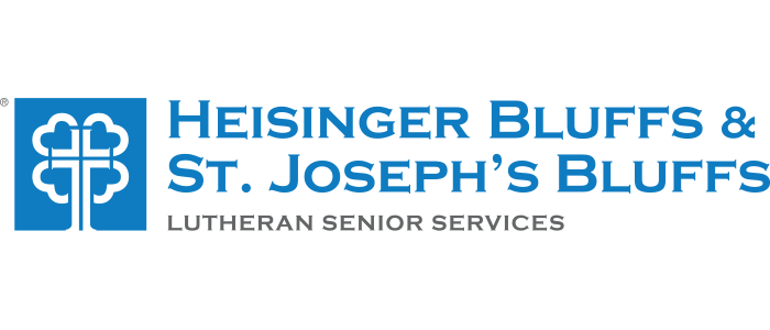 Logo of Heisinger Bluffs, Assisted Living, Nursing Home, Independent Living, CCRC, Jefferson City, MO