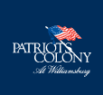 Logo of Patriots Colony, Assisted Living, Nursing Home, Independent Living, CCRC, Williamsburg, VA