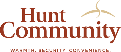 Logo of Hunt Community, Assisted Living, Nursing Home, Independent Living, CCRC, Nashua, NH