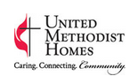 Logo of United Methodist Homes Hilltop, Assisted Living, Nursing Home, Independent Living, CCRC, Johnson City, NY