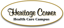 Logo of Heritage Corner, Assisted Living, Nursing Home, Independent Living, CCRC, Bowling Green, OH