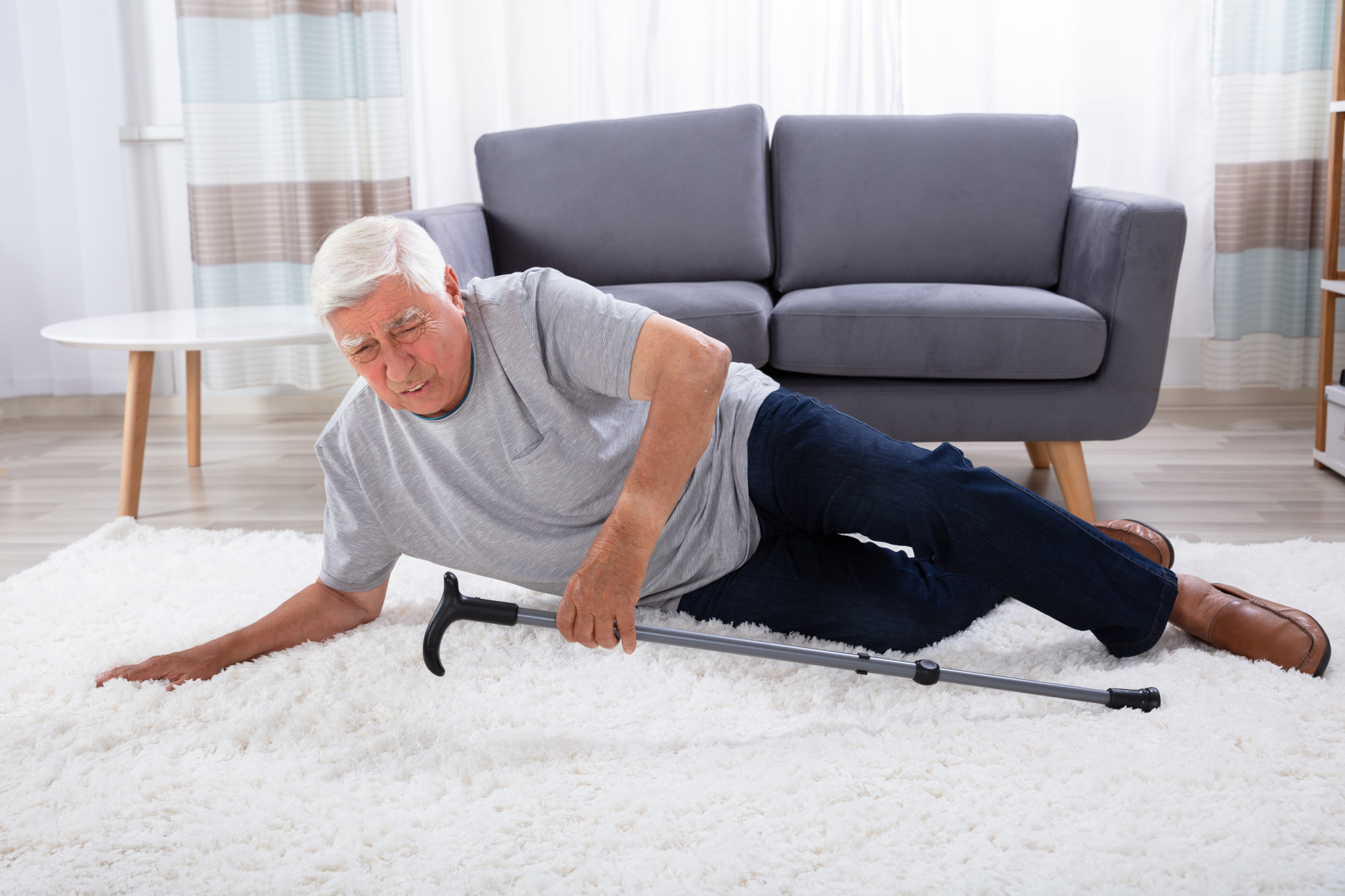 Dangers of Seniors Living Alone at Home