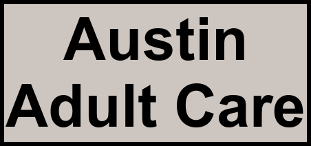 Logo of Austin Adult Care, Assisted Living, Conover, NC