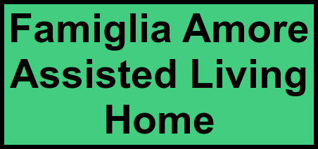 Logo of Famiglia Amore Assisted Living Home, Assisted Living, Tucson, AZ