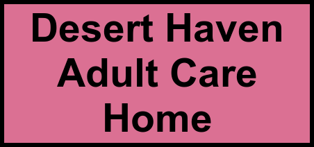 Logo of Desert Haven Adult Care Home, Assisted Living, Tucson, AZ