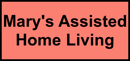 Logo of Mary's Assisted Home Living, Assisted Living, Denver, NC