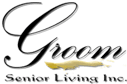 Logo of Groom Senior Living at Ambrosia, Assisted Living, Plano, TX
