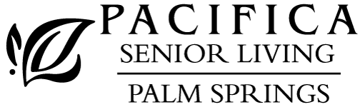 Logo of Pacifica Senior Living Palm Springs, Assisted Living, Palm Springs, CA