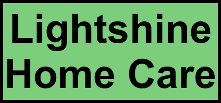 Logo of Lightshine Home Care, Assisted Living, Upland, CA