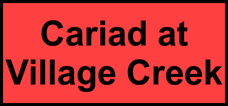 Logo of Cariad at Village Creek, Assisted Living, Plano, TX