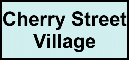 Logo of Cherry Street Village, Assisted Living, Nocona, TX