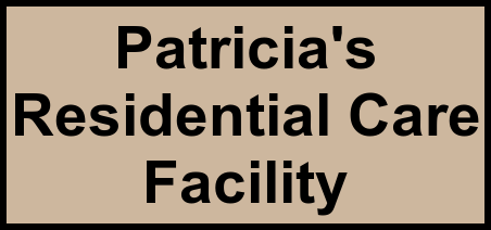 Logo of Patricia's Residential Care Facility, Assisted Living, Annapolis, MO