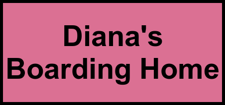 Logo of Diana's Boarding Home, Assisted Living, Marble Hill, MO