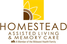 Logo of Homestead of Crestview, Assisted Living, Wichita, KS